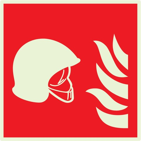 Ensemble d'équipements delutte contre l'incendie (NF)*