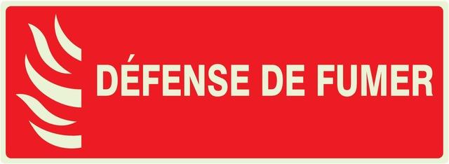 Défense defumer (incendie)