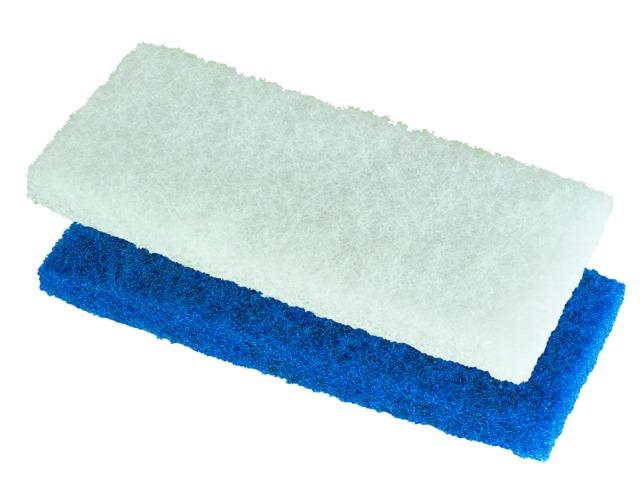 Tampons abrasifs (lot de3)